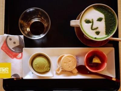 [京都] よーじや 优佳雅银阁寺店 - 学京都人优雅的品茶