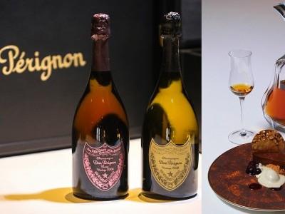 [品酒] 香槟升华 Dom Perignon