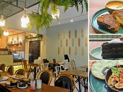 [吉隆坡] Dough & Dolce 百搭酸面包