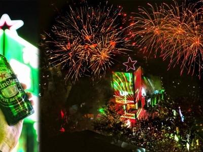 Heineken 辞旧迎新欢度2020