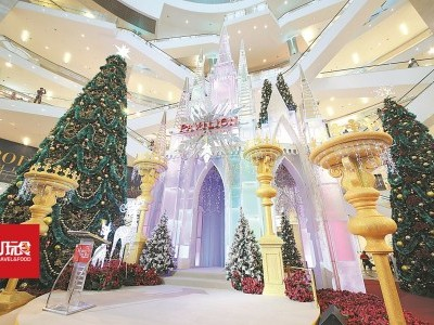 [吉隆坡] Pavilion 牵引心中的童话