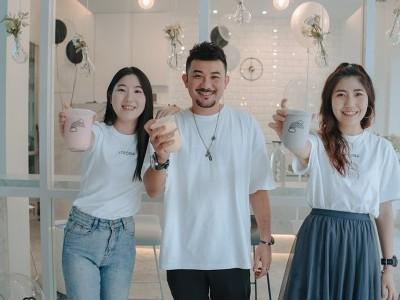 [槟城] Rainbow Cafe 手摇水果冰淇淋