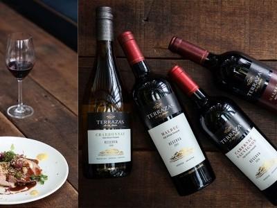 [品酒] 单一葡萄酿造 Terrazas de los Andes